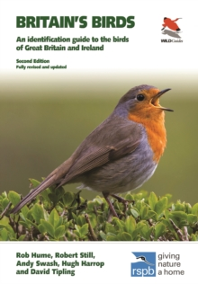 Britain's Birds : An Identification Guide to the Birds of Great Britain and Ireland Second Edition, fully revised and updated, Paperback / softback Book