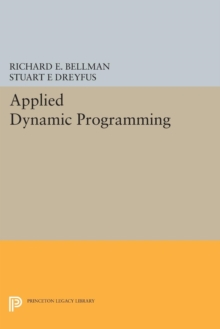 Applied Dynamic Programming, Paperback Book