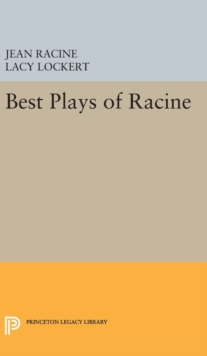 Best Plays of Racine, Hardback Book