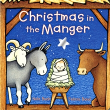 Christmas in the Manger, Board book Book