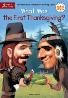 What Was the First Thanksgiving?, EPUB eBook