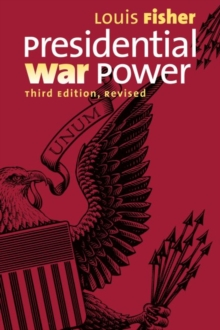 Presidential War Power, Paperback / softback Book