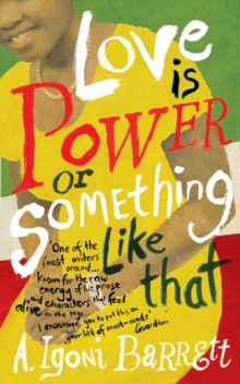 Love is Power or Something Like That, Paperback / softback Book