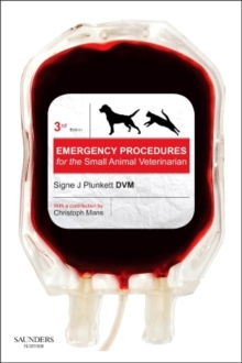 Emergency Procedures for the Small Animal Veterinarian-, Paperback Book