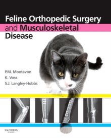 Feline Orthopedic Surgery and Musculoskeletal Disease, Hardback Book
