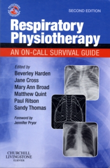 Respiratory Physiotherapy : An On-Call Survival Guide, Paperback Book