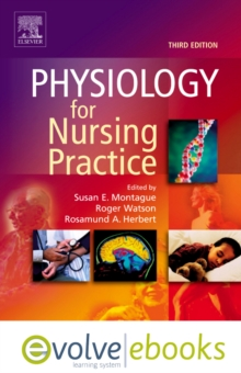 Physiology for Nursing Practice Text and Evolve eBooks Package, Mixed media product Book