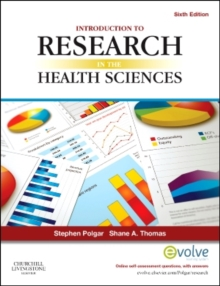 Introduction to Research in the Health Sciences, Paperback Book