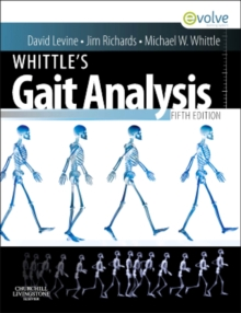 Whittle's Gait Analysis, Paperback Book