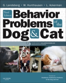 Behavior Problems of the Dog and Cat, Paperback / softback Book