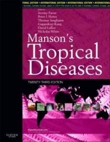 Manson's Tropical Diseases, Mixed media product Book