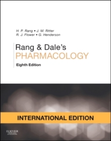 Rang & Dale's Pharmacology, International Edition, Paperback Book