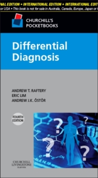 Churchill's Pocketbook of Differential Diagnosis, Paperback Book