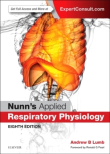 Nunn's Applied Respiratory Physiology, Hardback Book