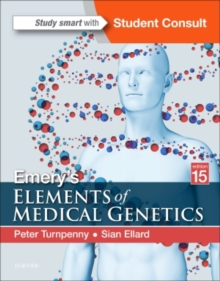 Emery's Elements of Medical Genetics, Paperback Book
