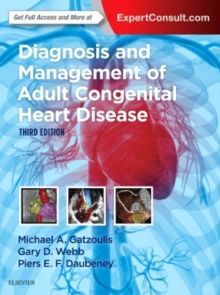 Diagnosis and Management of Adult Congenital Heart Disease, Hardback Book