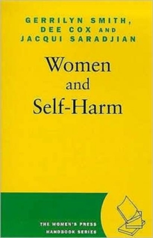 Women and Self-harm, Paperback / softback Book