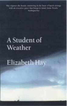 A Student of Weather, Paperback Book