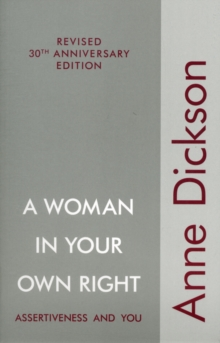 A Woman In Your Own Right, Paperback / softback Book