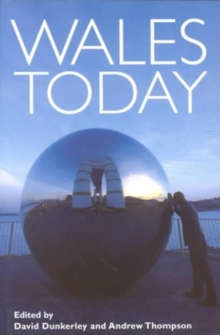 Wales Today, Paperback Book