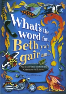 What's the Word for...? : Beth yw'r Gair am...?, Paperback / softback Book