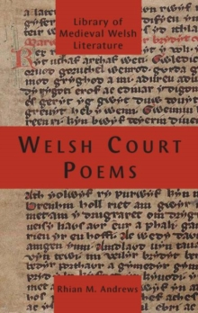Welsh Court Poems, Paperback / softback Book