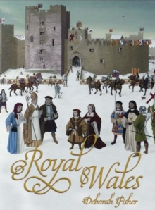 Royal Wales, Hardback Book