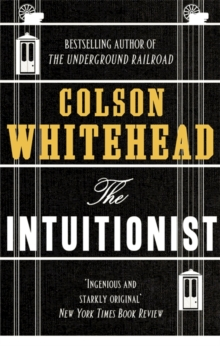 The Intuitionist, Paperback / softback Book