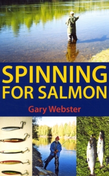 Spinning for Salmon, Hardback Book