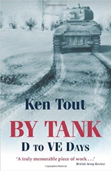 By Tank - D to VE Days, Paperback Book