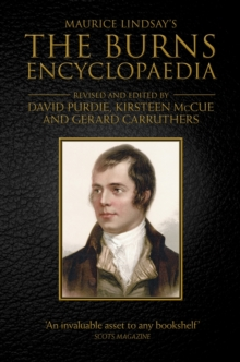 Maurice Lindsay's the Burns Encyclopaedia, Hardback Book