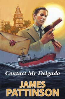 Contact Mr. Delgado, Hardback Book