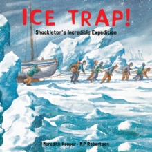Ice Trap!, Paperback Book
