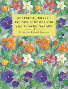 Gertrude Jekylls Colour Schemes for..., Paperback Book