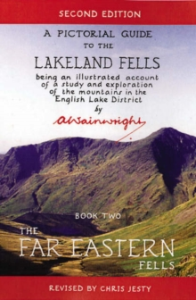 Far Eastern Fells : Pictorial Guides to the Lakeland Fells Book 2 (Lake District & Cumbria), Hardback Book
