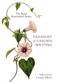 The The RHS Treasury of Garden Writing, Hardback Book