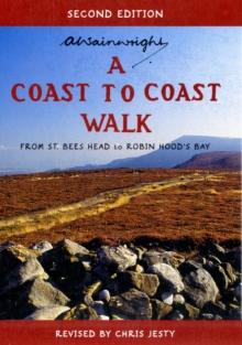 A A Coast to Coast Walk, Hardback Book