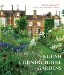 The English Country House Gardens, Hardback Book