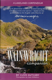 The The Wainwright Companion, Hardback Book