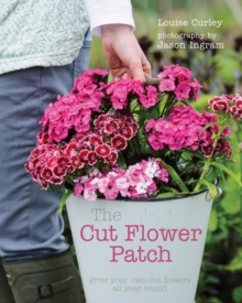 The Cut Flower Patch : Grow Your Own Cut Flowers All Year Round, Hardback Book