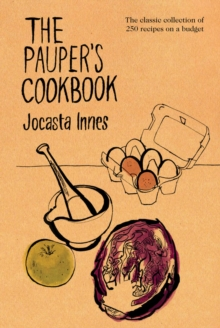 The Pauper's Cookbook, Paperback / softback Book