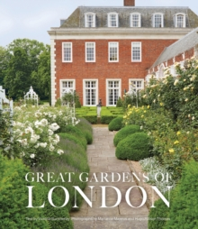 Great Gardens of London, Hardback Book
