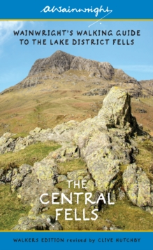 Wainwright's Illustrated Walking Guide to the Lake District : Central Fells Book 3, Paperback Book