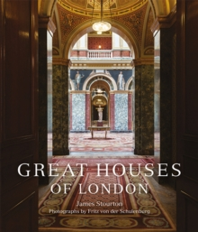 Great Houses of London, Hardback Book