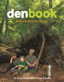 The Den Book, Paperback Book