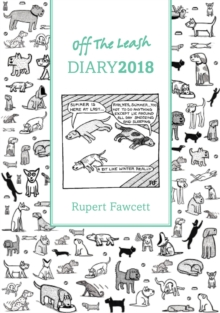 Off the Leash Diary 2018, Diary Book