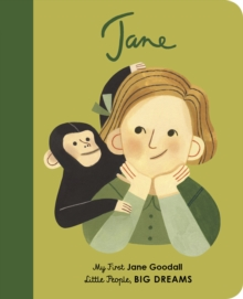 Jane Goodall : My First Jane Goodall, Board book Book