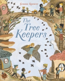 The Tree Keepers: Flock, Paperback / softback Book