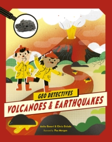 Volcanoes and Earthquakes, Paperback / softback Book