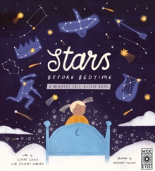 Stars Before Bedtime : A mindful fall-asleep book, Hardback Book